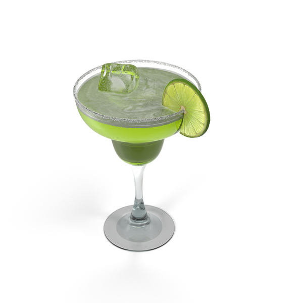 Margarita Glass Object