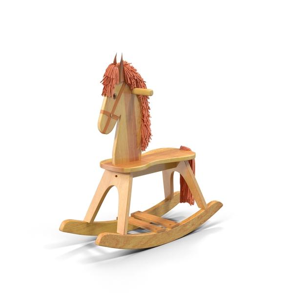 Rocking Horse Object