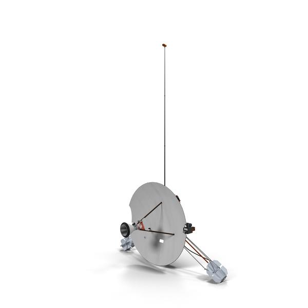 Pioneer 11 Object