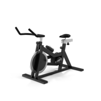 GYM Fitness Bike Object