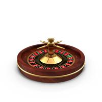 Roulette Wheel Object