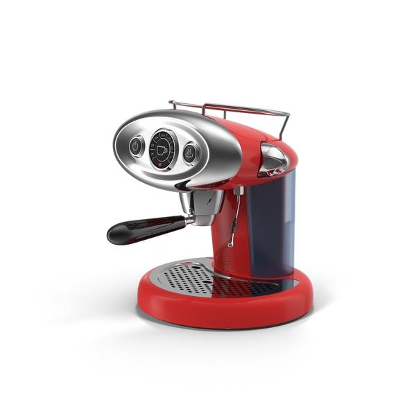 Francis Francis X7 Espresso Machine Object