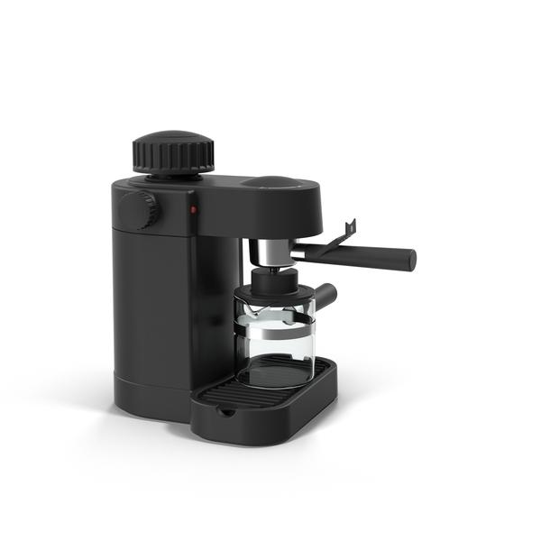 Severin Espresso Machine Object