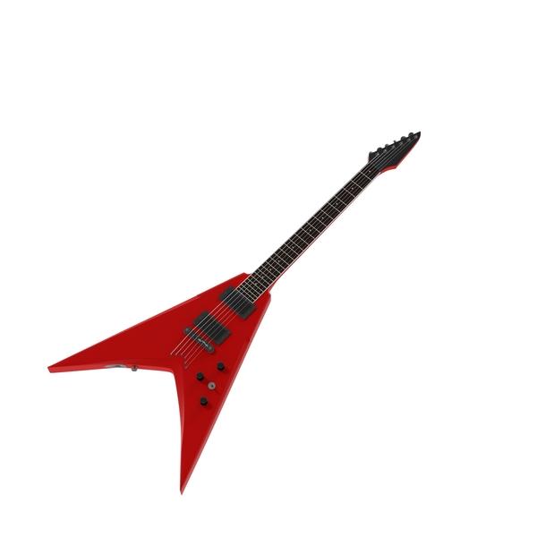 Flying V Guitar Object