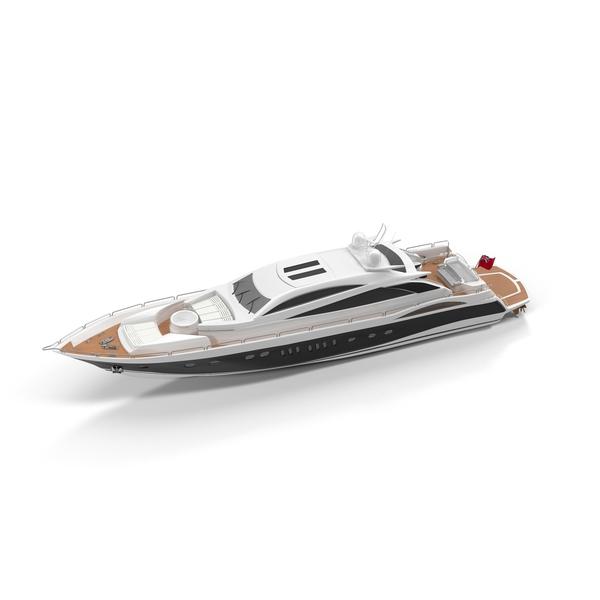 Sea Yacht Object