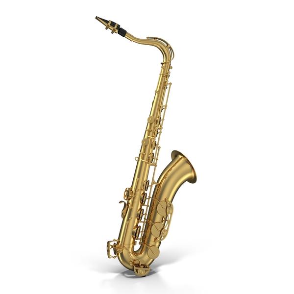 Tenor Saxophone Object
