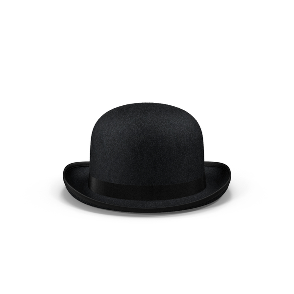 Bowler Hat Object