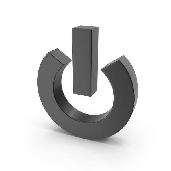 Power Icon Sharp Object