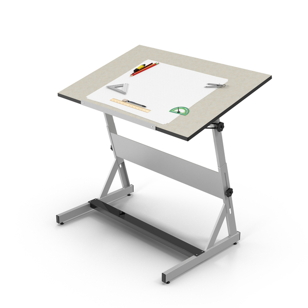 Drafting Table Object