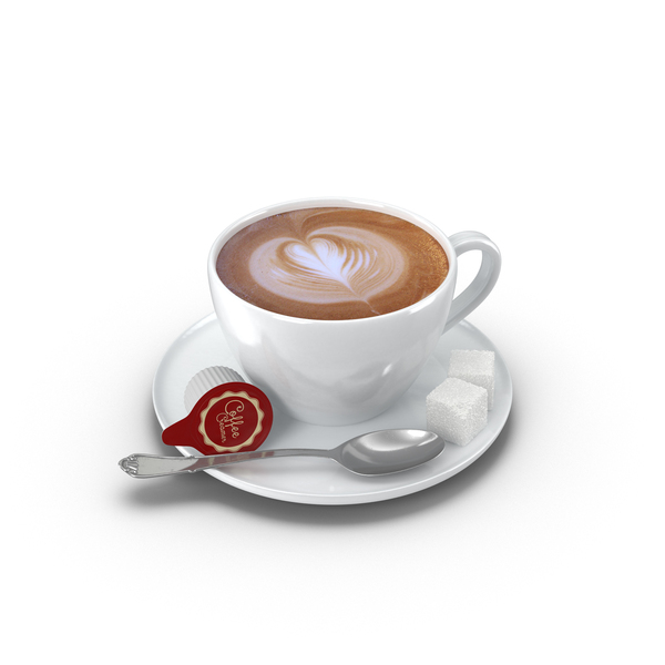 Cappuccino Set Object