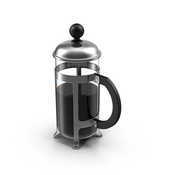 French Press Object