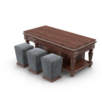 Dining Group Bar Object