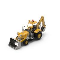 Excavator Object