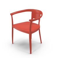 Red Armchair  Object