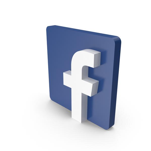 Facebook Logo Object