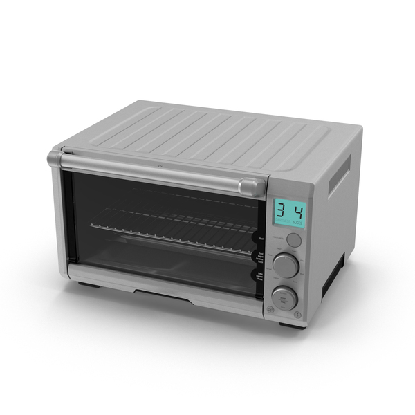 Toaster Oven Object