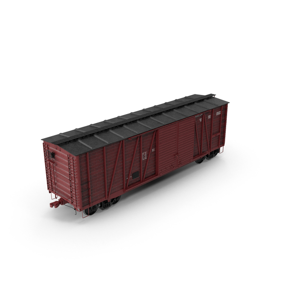 Box Car Object