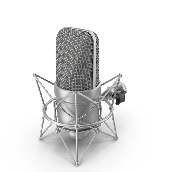 Condenser Microphone Object