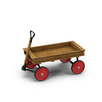 Childs Wagon Object