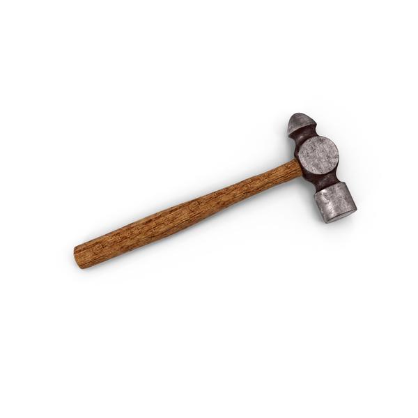 Vintage Hammer Object