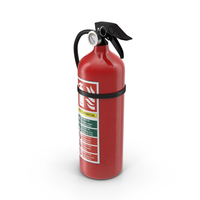 Fire Extinguisher Object