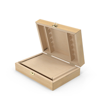Art Storage Box Object