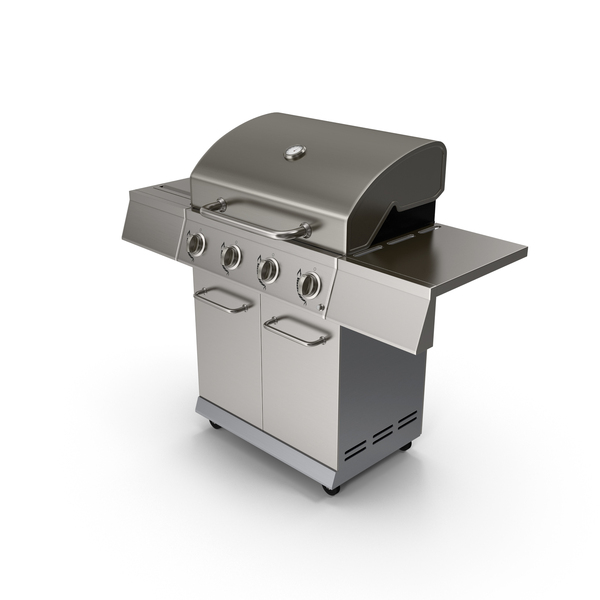 Gas Grill Object