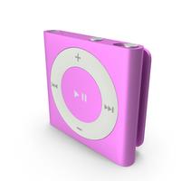 iPod Shuffle Purple Object