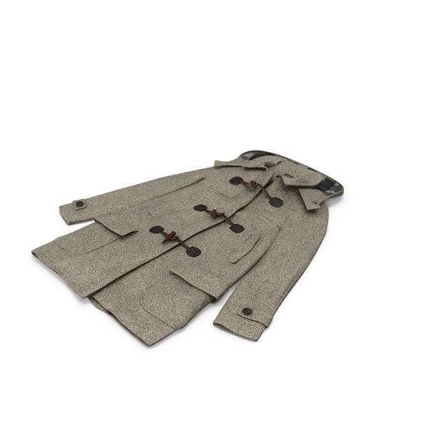 Winter Coat Object