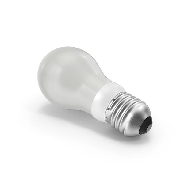 Energy Saving Light Bulb Object