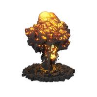 Mushroom Cloud Explosion Object