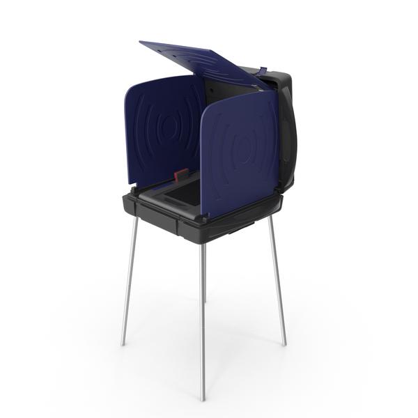 Voting Machine Object
