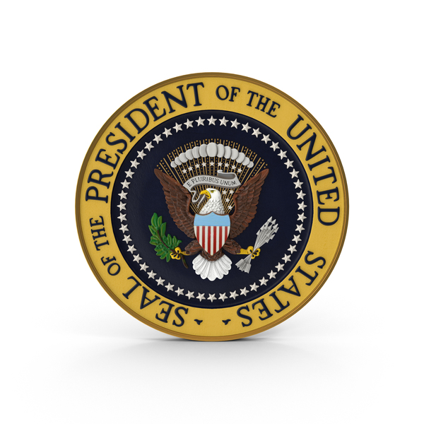 Presidential Seal Object