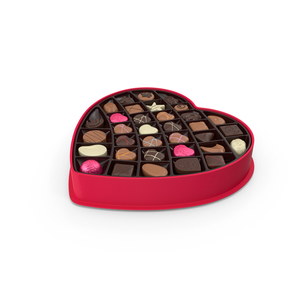 Box of Chocolates Object