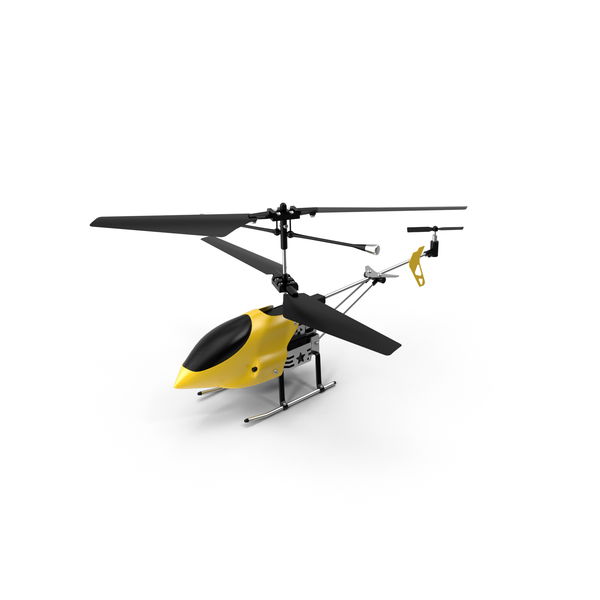 Toy Helicopter  Object