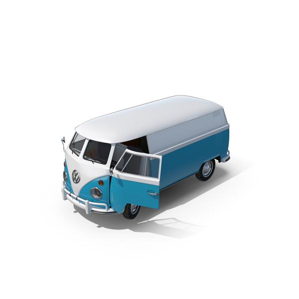 Volkswagen Type 2 Panel Van Object