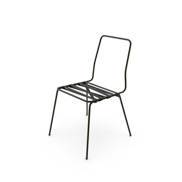Angular Chair Object