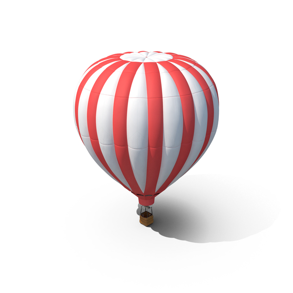 Hot Air Balloon Object