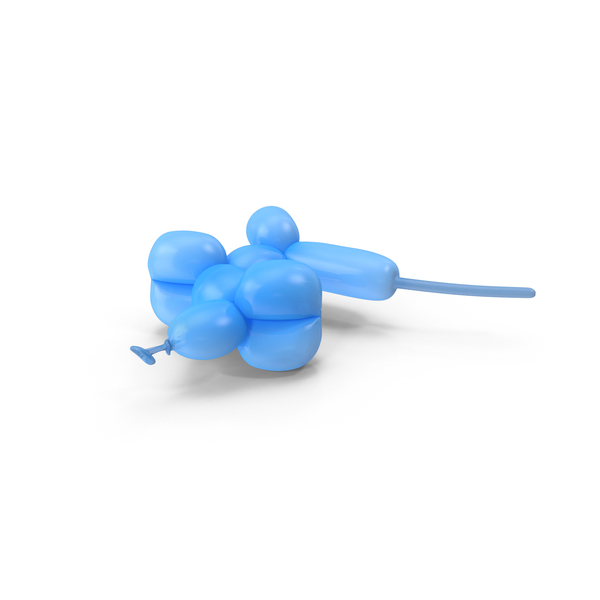 Balloon Mouse Object