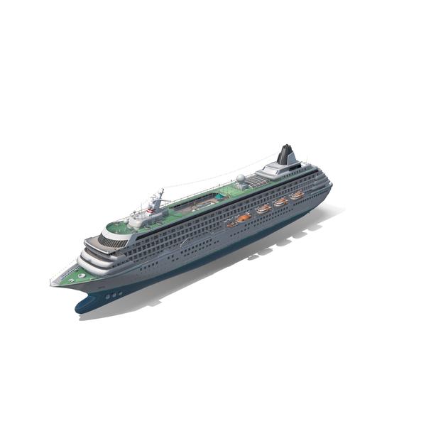 Cruise Ship Object