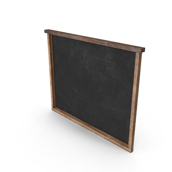 Menu Chalkboard Object