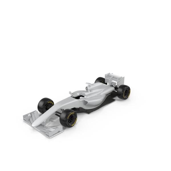 Formula One Style Object