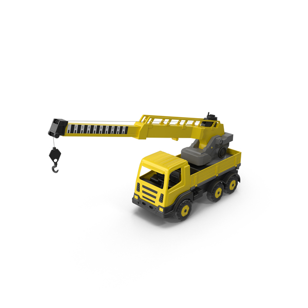 Toy Crane Object