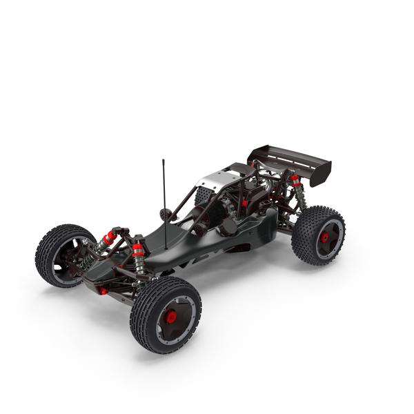 RC Car Object