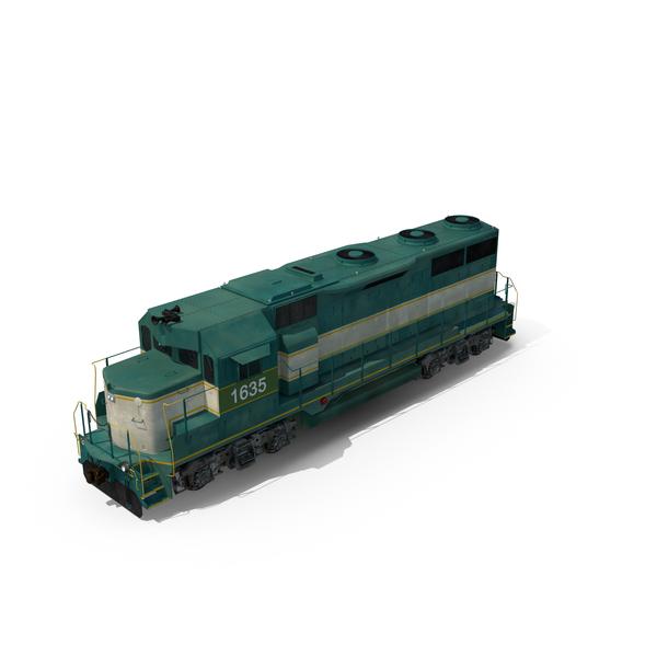 Locomotive Object