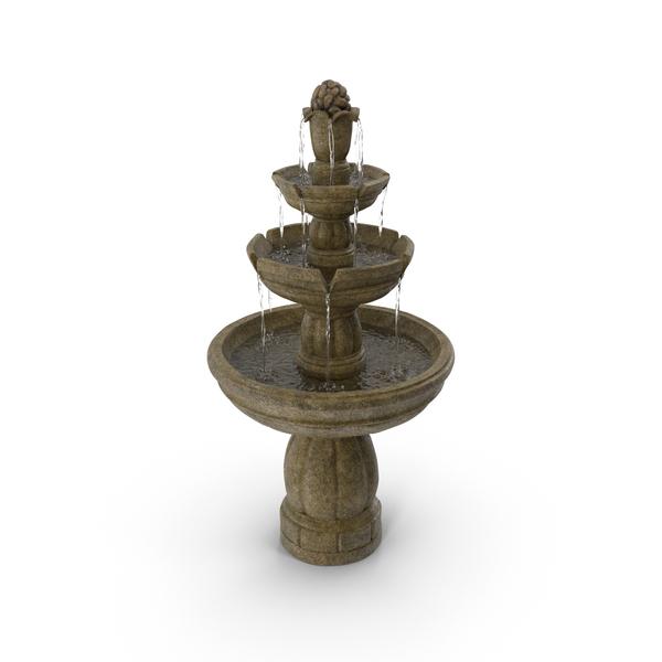 Fountain Object