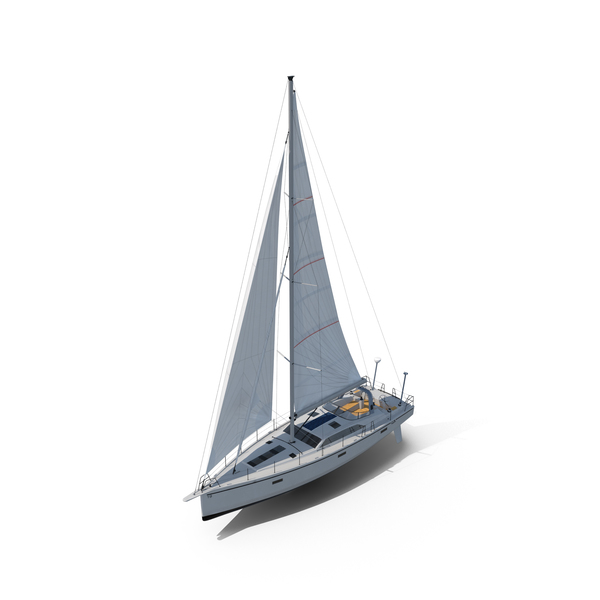 Offshore Sailing Yacht Object