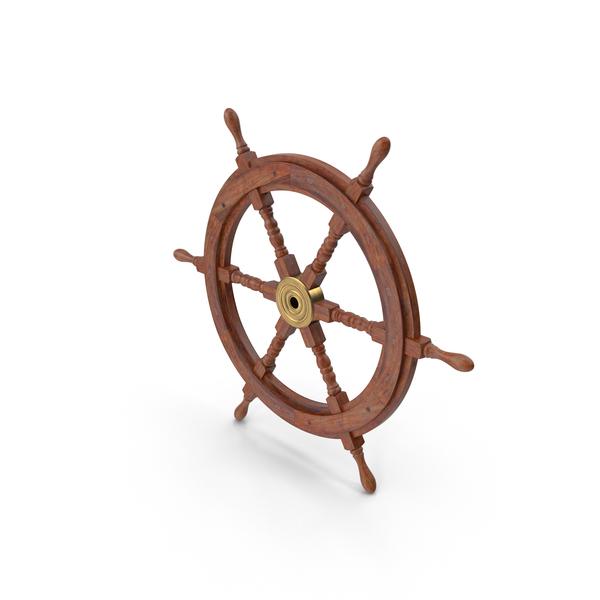 Ship Wheel Object