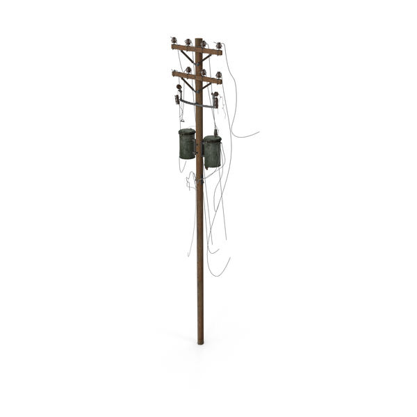 Down Power Lines Object