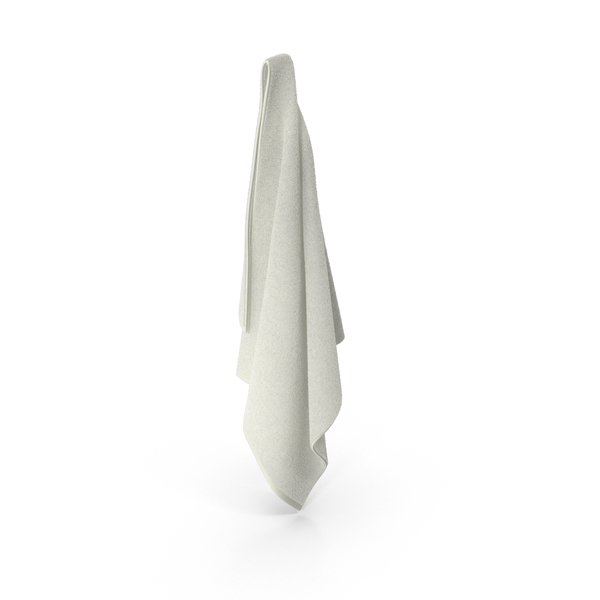 White Towel Object